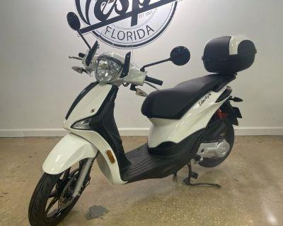2021 Piaggio Liberty S 50 Scooter Naples, FL