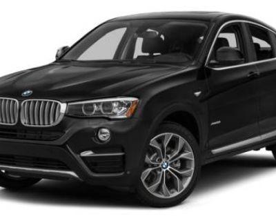 2016 BMW X4 28i