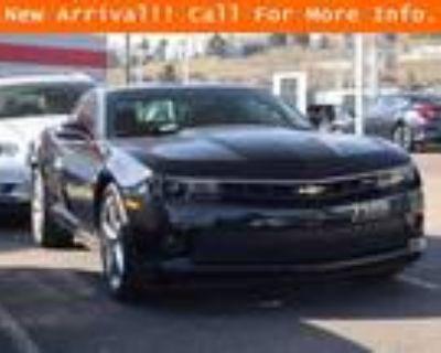 2015 Chevrolet Camaro Black, 32K miles