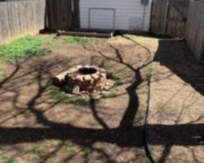 1411 S Ong St #A, Amarillo, TX 79102 1 Bedroom House