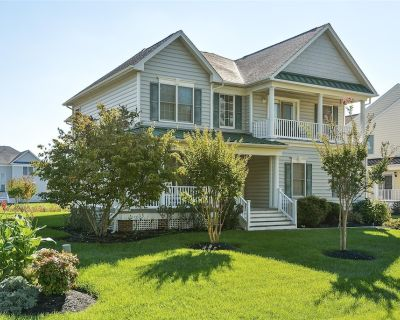 FREE ACTIVITIES!! You won't want to leave this elegant and spacious 4 bedroom, 3.5 bath home! Located in a private/gated community just 1.5 miles from the beach. - Ocean View