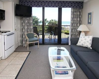 Beach Colony 203 Lovely 1 Bedroom Condo With Fantastic Oceanfont Views - Myrtle Beach