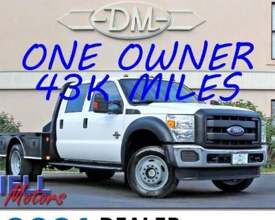 2015 Ford Super Duty F-450 Chassis Cab XLT