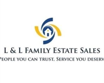 L & L Family Estate Sales - Spectacular Estate in NW Wichita