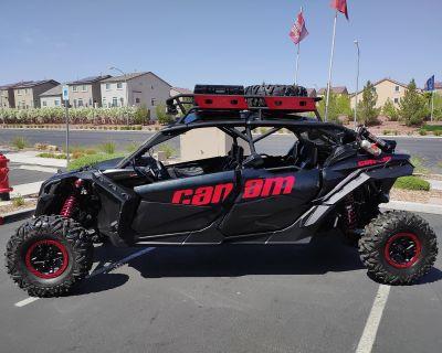 2017 Can-Am Maverick X3 Max X rs Turbo R Utility Sport Las Vegas, NV