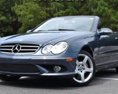 2007 Mercedes-Benz CLK CLK 550