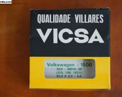 NOS Piston Ring Set Vicsa (315 198 163 A) Brazil