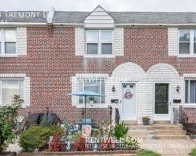 1068 Tremont Dr, Glenolden, PA 19036 3 Bedroom House