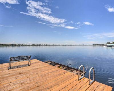 Waterfront Lake Placid Home; Game Rm, Dock, Kayaks - Lake Placid