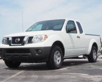 2019 Nissan Frontier S King Cab 2WD Automatic