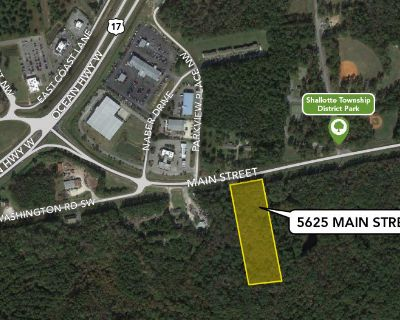 Vacant Land For Sale - Shallotte