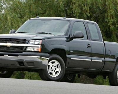 2006 Chevrolet Silverado 1500 LT