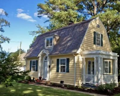 Historic Gem in the Heart of Hilton Village on the James River - Central Newport News