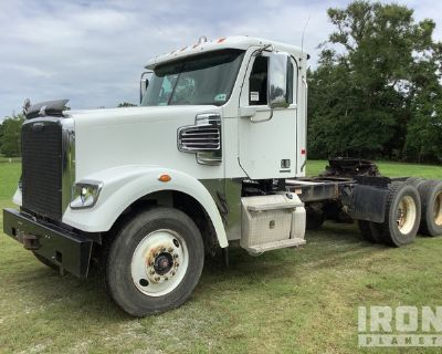 2014 Freightliner 6x4 T/A Day Cab Truck Tractor