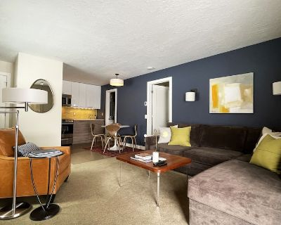 Modern Mountain Escape at Canyons Village | No-Contact Access, Impeccably Clean - Park City