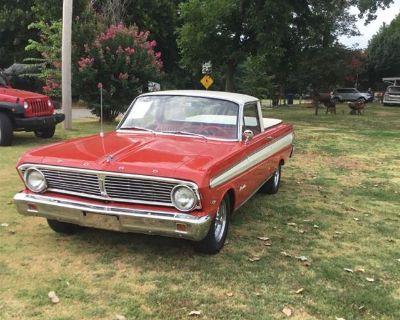 1965 Ford Falcon Ranchero Futura
