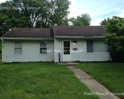 3 bedroom Ranch home for rent in Dayton. Move in Ready!