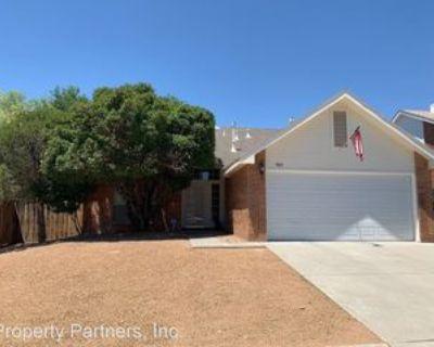 7821 Bursera Dr Nw, Albuquerque, NM 87120 3 Bedroom House