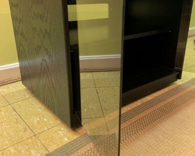 Solid Wood Enclosed TV Cabinet (w/ FREE TV)