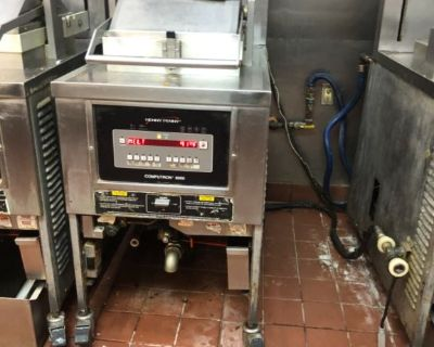 Deep fryer repair Houston