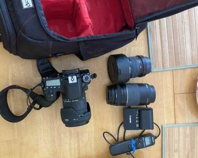 Canon 70d bundle
