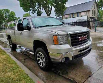 2008 GMC Sierra 2500 HD Extended Cab for sale