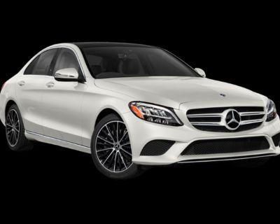 New 2021 Mercedes-Benz C-Class C 300 AWD 4MATIC