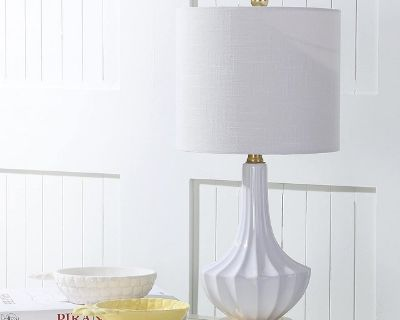 """JONATHAN Y Parker 21.5"""" LED Table Lamp - New!"""