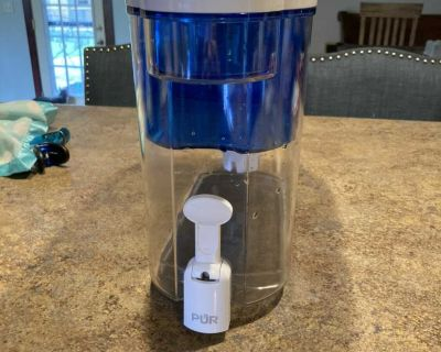 Pur water container