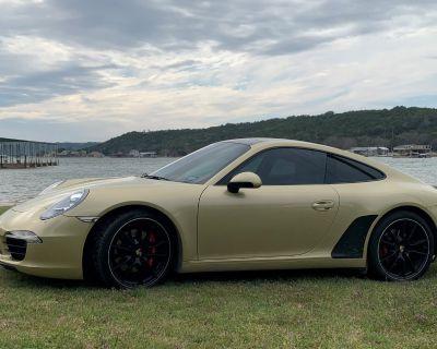 2013 Porsche 911 Carrera S 7-Speed Manual - 3.8L H-6 / 400 HP,