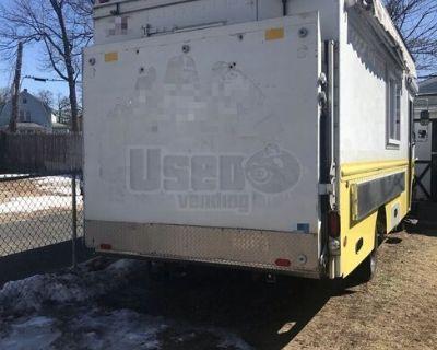 23' Chevrolet P30 Diesel Food Truck with NEW & Unused 2020 Kitchen