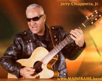 Solo Acoustic Guitarist & Singer Jerry Chiappetta, Jr.
