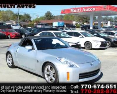 2008 Nissan 350Z Touring Roadster Auto
