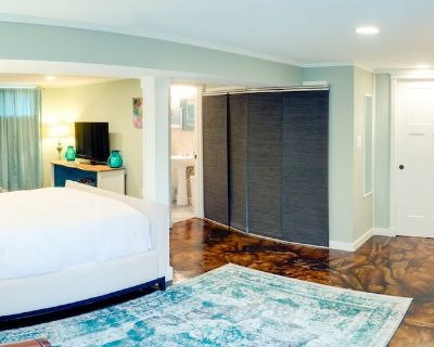 Studio Guest Suite With Separate Entrance, Patio, Stylish Decor and + Amenities - Columbia