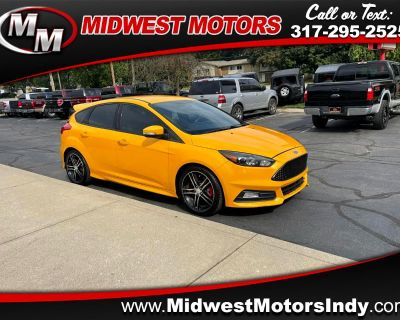Used 2016 Ford Focus 5dr HB ST