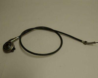 Yamaha Xv750 Xv 750 Virago Speedometer Cable Speedometer Sensor