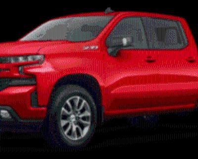 2019 Chevrolet Silverado 1500 RST Crew Cab Short Box 4WD