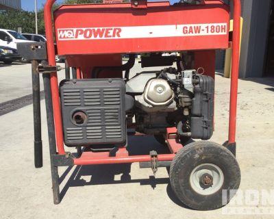2017 (unverified) Multiquip GAW-180H Engine Driven Welder