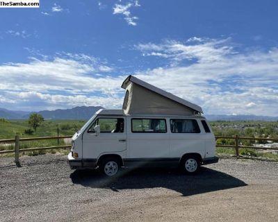 1990 Volkswagen Vanagon Camper Van