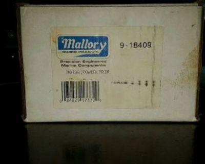 Mallory 9-18409 Trim Motor For Yamaha
