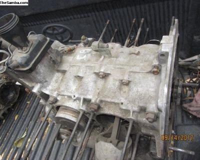 bus/914 air cooled engine block (I9)