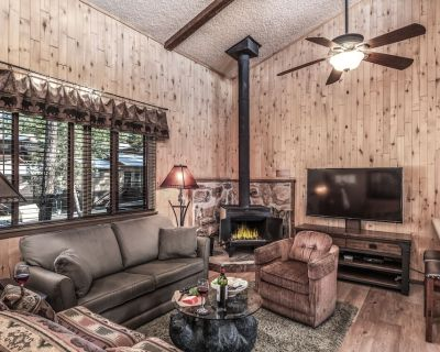 Privacy and comfort are what you will find during your stay at Fox Hollow Condo - Ruidoso