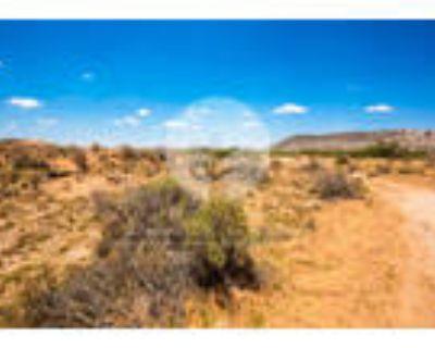 5 Acres for Sale in El Paso, TX
