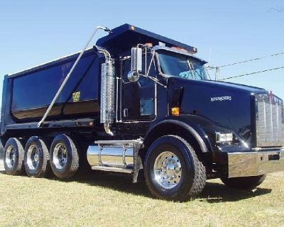 Competitive dump truck funding - (Nationwide)
