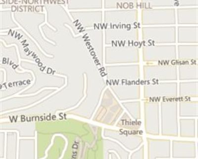 Nob Hill Bright 2nd Floor 1 Bdr withHardwoods & Lots of Vintage Charm!