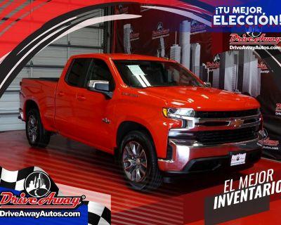 """2019 Chevrolet Silverado 1500 2WD Double Cab 147"""" LT"""