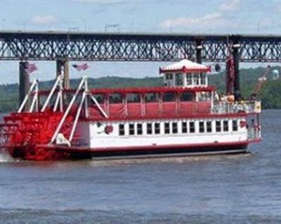 New Orleans Style Stern Wheeler Passenger Boat 149 PAX plus 25 crew & staff for sale