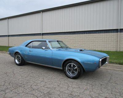 400 Powered 1968 Pontiac Firebird