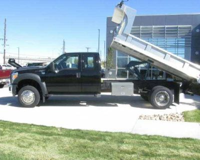 2016 Ford Super Duty F-450 DRW Chassis Cab