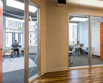 Private Office for 2 at Expansive - Kansas City